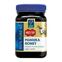 【直邮价】Manuka Health 蜜纽康麦卢卡蜂蜜MGO100+ 500g 旧包装 保质期:2023.1月
