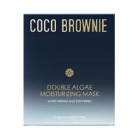 【直邮价】Coco Brownie 双藻精粹 超补水面膜 7片装 保质期:2023.9月