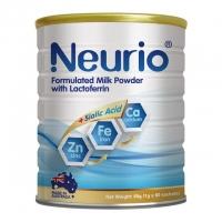 【直邮价】Neurio 纽瑞优 燕窝酸乳铁蛋白奶粉 1g*60袋